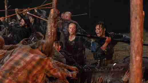 ウォーキングデッドシーズン10第11話画像
