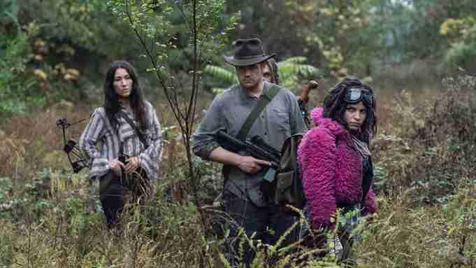 ウォーキングデッドシーズン10第15話画像